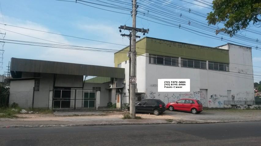 GALPÃO-CIDADE NOVA-MANAUS - AM
