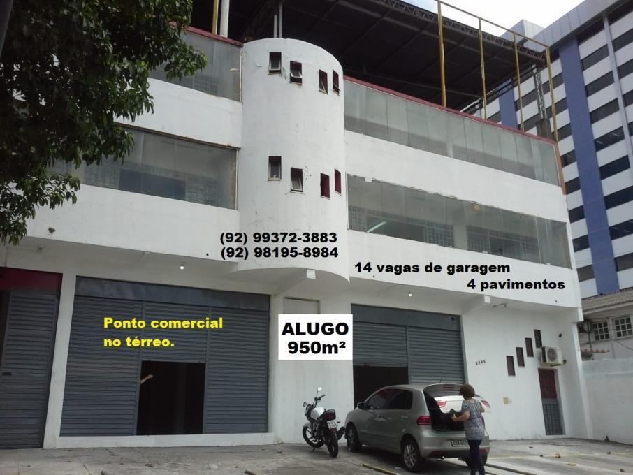 PONTO COMERCIAL -CHAPADA-MANAUS - AM