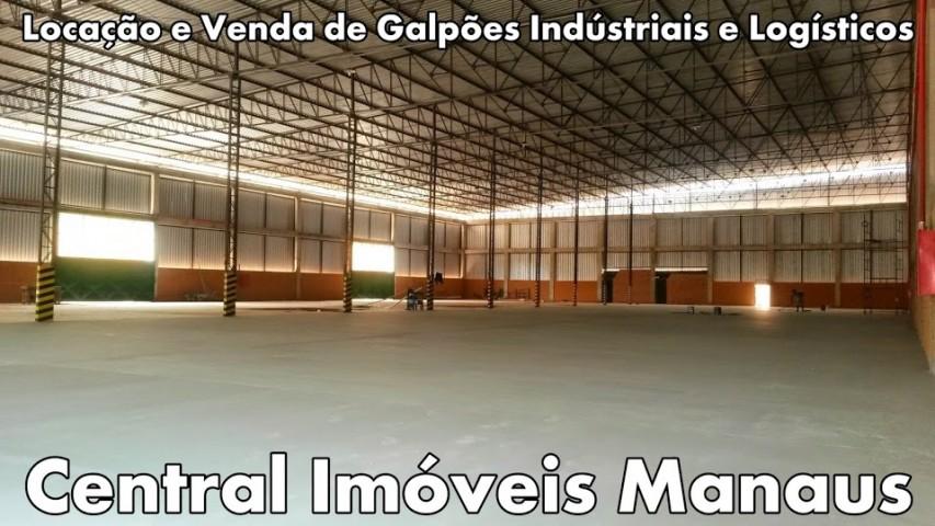 GALPÃO-TARUMA-MANAUS - AM